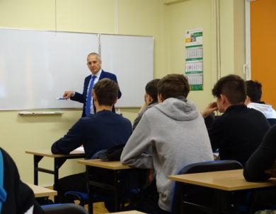 Program Leader100 w naszej Szkole