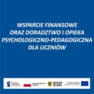 Harmonogramy - Zadanie nr 2 (WSPARCIE FINANSOWE ORAZ DORADZTWO I OPIEKA  PSYCHOLOGICZNO-PEDAGOGICZNA DLA UCZNIÓW)