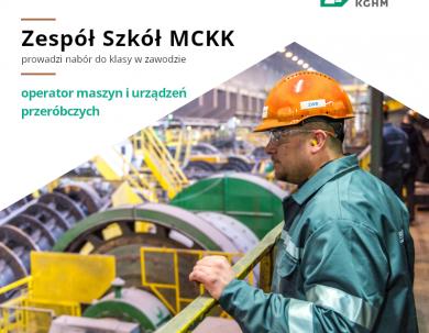 Zawód z przyszłością w Zespole Szkół MCKK