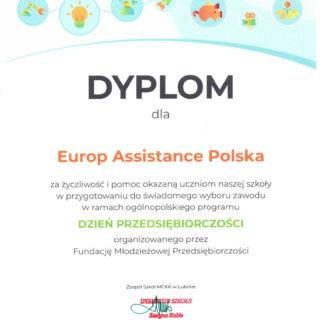 Dzień Przedsiębiorczości w Europ Assistance Polska