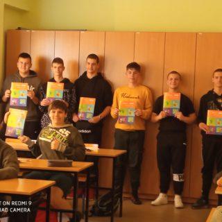 Lekcje z ZUS w Zespole Szkół MCKK